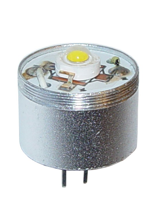 Power LED Leuchtmittel warmweiss - 12Volt - 2Watt